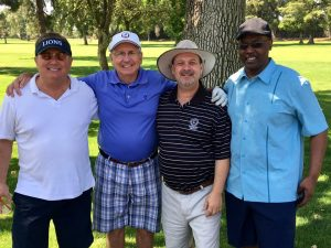 Golfing Fundraiser