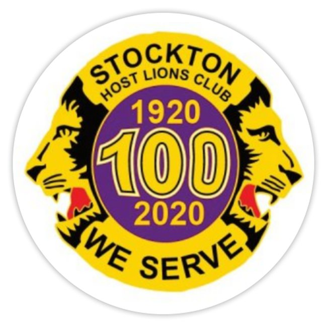 100th Anniversary Sticker